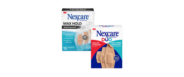 Nexcare™ DUO or MaxHold Bandages coupon