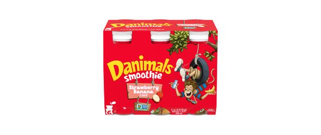 Danimals Smoothies coupon