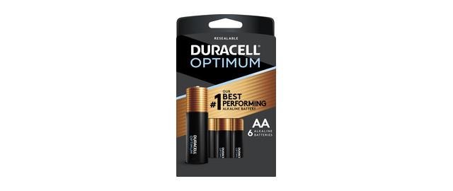 Duracell Optimum coupon