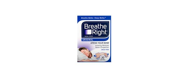 Breathe Right Nasal Strips coupon