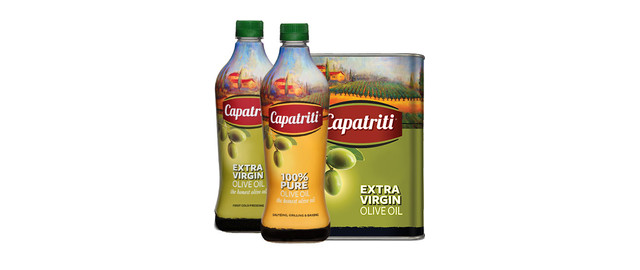 Capatriti Olive Oil coupon